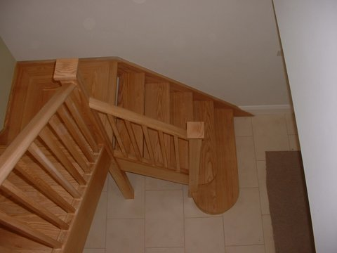 Quality Stairs Can Be Manufactured In All Timbers To Customers  Requirements, Whether It Be Bespoke Or Reproduction Or Designed To Fit In A  Limited Space ...
